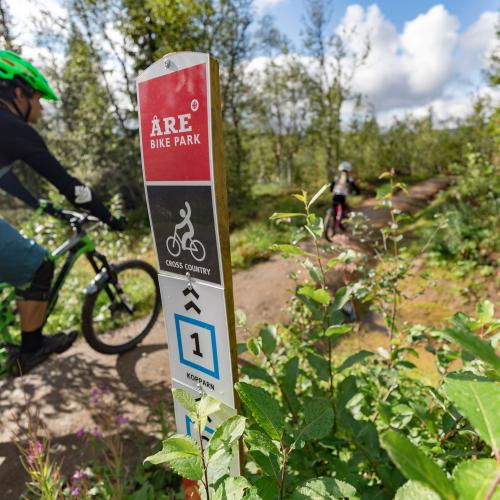 Crosscountry Åre Bike park
